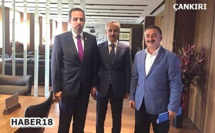 Ilgaz Belediye Başkanı  Mehmed Öztürk,Çankırı Ilgaz,Çankırı Milletvekili Salim Çivitçioğlu,
