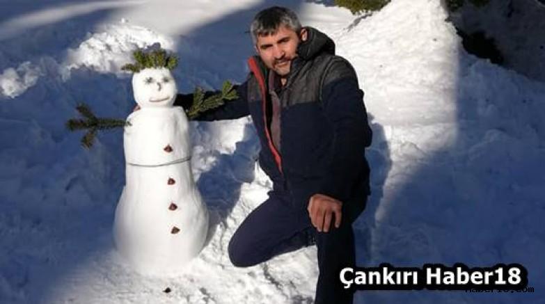 Ilgaz'da Kışın Güzellikleri Yaşanıyor Çankırı Ilgaz - Çankırı
