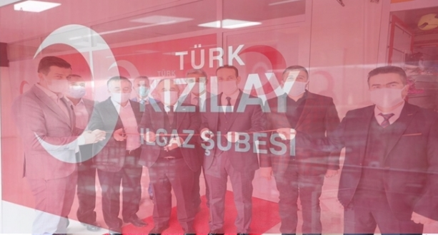 Türk Kızılayı Genel Sekreterinin Katılımıyla Ilgaz'da Türk Kızılayı Şubesi Açıldı - STK Haber18 - luxury yacht cruises attorney at law ,boat yacht  wealth luxury