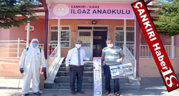Ilgaz Belediye Başkanı Mehmed Öztürk'ten Eğitime Destek - Çankırı Ilgaz Haber18 - attorney at law ,boat yacht  wealth luxury