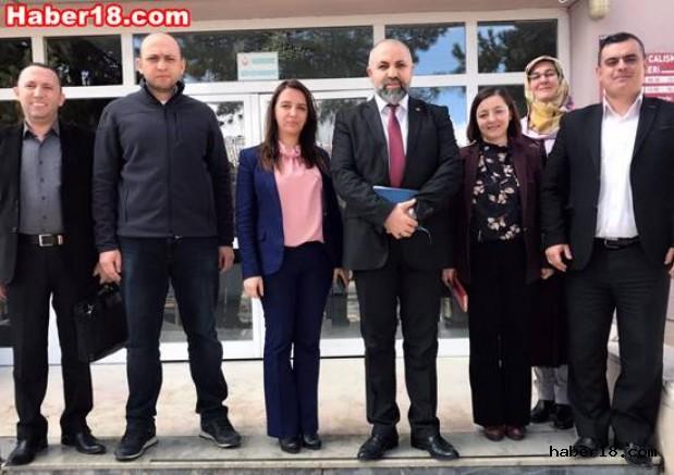 Çankırı - Ilgaz Hastanesinin İhtiyaçlarını İstişare Ettiler - Çankırı Ilgaz haber18 haberleri