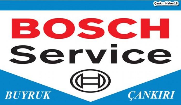 Buyruk Bosch Car Service Hizmete Başladı - İlanlar Duyurular Çankırı haber18