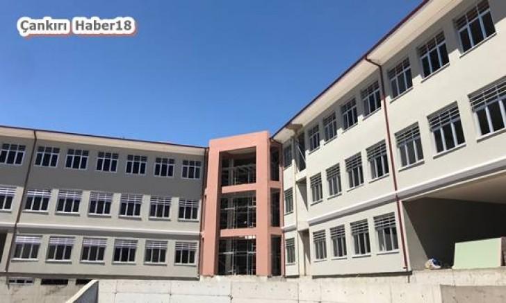 Çankırı - İlimizde Sağlık Meslek Lisesi Yapımı Devem Ediyor - Eğitim - haber18
