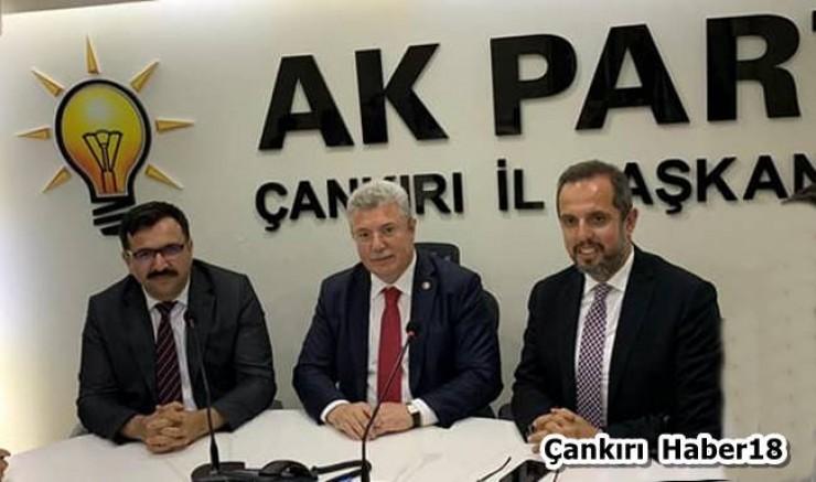 Ak Parti İl Başkanı Abdulkadir Çelik İlimize Gelen Geçici Personel Hakkında Açıklama Yaptı - Çankırı Çankırı Siyaset Haber18 - attorney at law ,boat yacht  wealth luxury