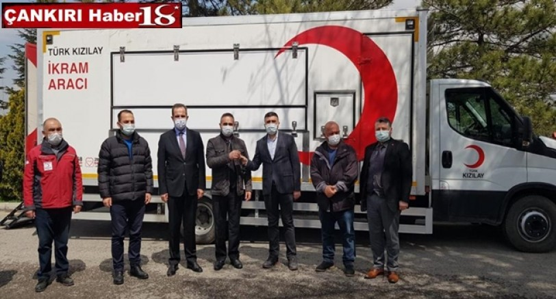 Türk Kızılay'ı  İlimize Mobil Mutfak Ve İkram Aracına Kazandırdı - STK Haber18 - luxury yacht cruises attorney at law ,boat yacht  wealth luxury