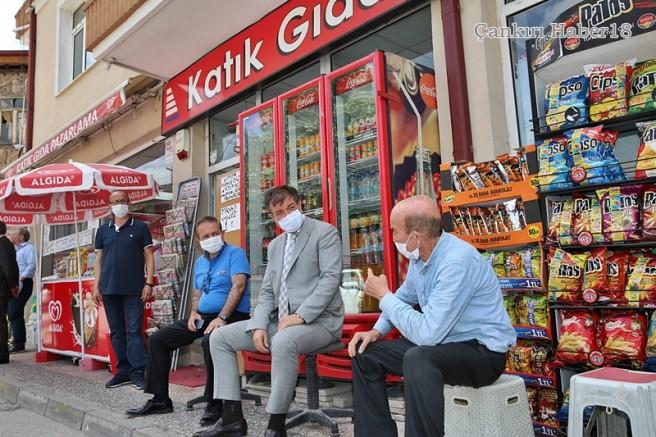 İmaret Esnafından Rektör Ayrancı'ya Teşekkür - Çankırı Hasan Ayrancı Haber18 - attorney at law ,boat yacht  wealth luxury