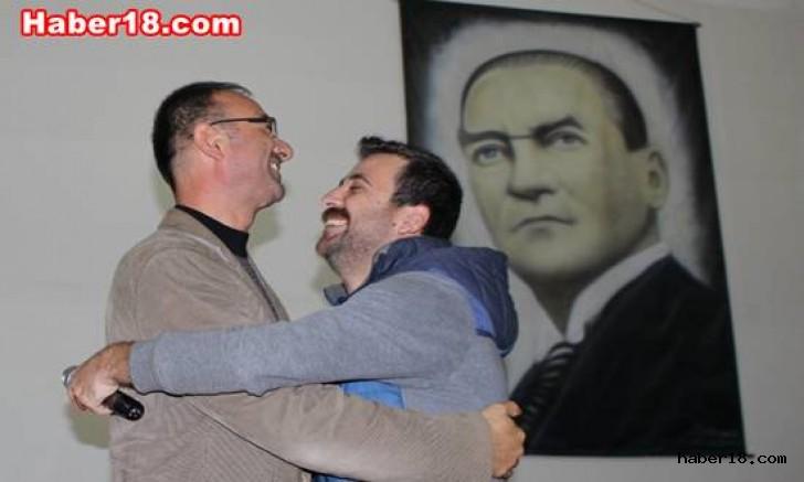 Işık, Nevzat Ayaz Anadolu Öğretmen Lisesi Ziyaret Etti