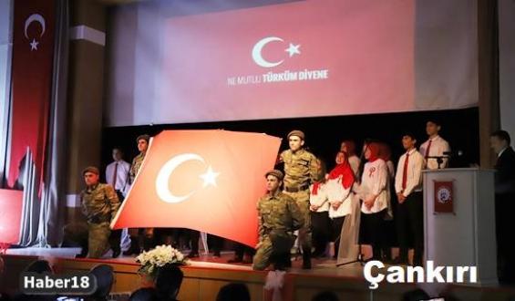 çankırı - İstiklal Marşımızın Kabul Edildiği Günü Etkinliği Genel
