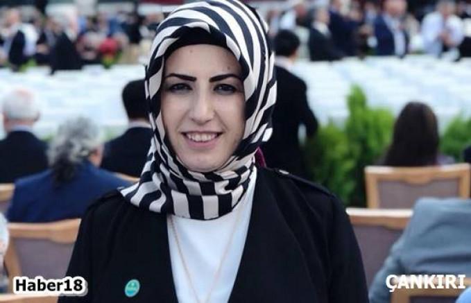 Kadın Kolları Başkanı Hacer Rukiye Yıldırım İstifa Etti Siyaset - Çankırı