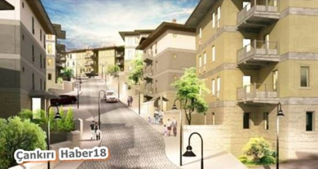 Çankırı - Kale Altı 2. Etap TOKİ ler Teslim Ediliyor - Belediye Haberleri haber18 haberleri