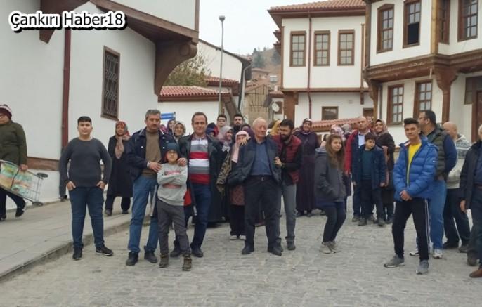 Karaağaçlılar Çankırı'ya Gezi Düzenledi - Orta - Çankırı - Haber 18