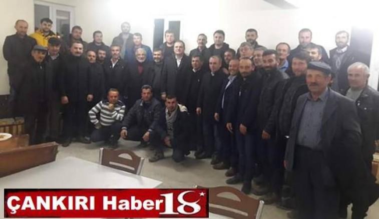 Karadayı Köyü'nde Coşkulu Kalabalık - Siyaset - Çankırı -Siyaset - Haber 18 - attorney at law ,boat yacht  wealth luxury