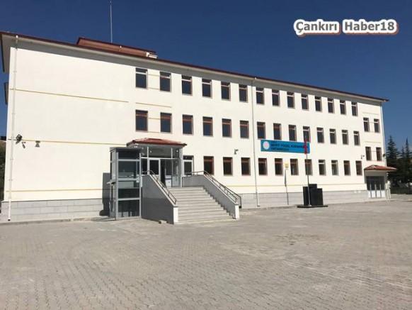 Çankırı - Karahasan Ortaokul Kapılarını İlk Kez Açıyor - Eğitim Haberleri haber18 haberleri
