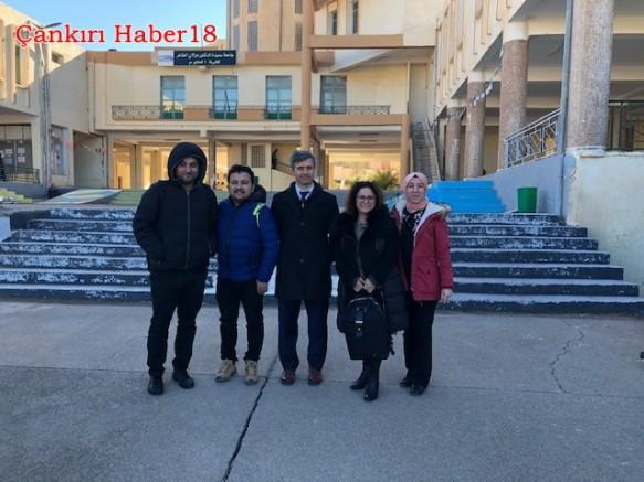 Karatekin Üniversitesi Cezayir'de - Çankırı Üniversite Haber18 - attorney at law ,boat yacht  wealth luxury