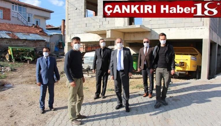 Çerkeş Kaymakamı Osman Beyazyıldız Aydınlar ve Bayındır Köylerini ziyaret etti - Çankırı Çerkeş Haber18 - attorney at law ,boat yacht  wealth luxury