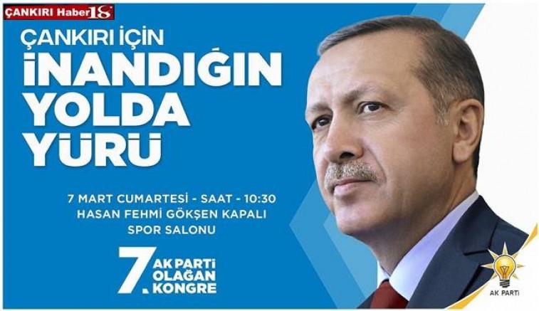 Kılıç, AK Parti Merkez İlçe Kongresine Davet Etti - Siyaset - Çankırı -Siyaset - Haber 18 - attorney at law ,boat yacht  wealth luxury