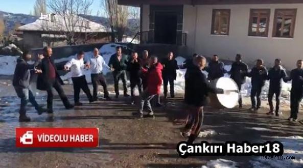 Çankırı Haber18 - Kış Eğlencesinde Köylerinde Buluştular, Çankırı Yapraklı - Çankırı, haber