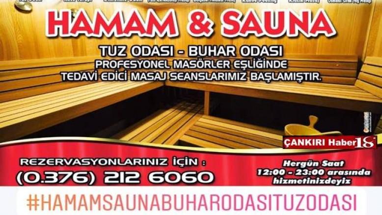 Kontrollü Yaşam Tedbirleri İle Çankırı Koç Otel Hamam - Sauna Hizmete Başladı  - Çankırı İlanlar Duyurular Haber18 - attorney at law ,boat yacht  wealth luxury