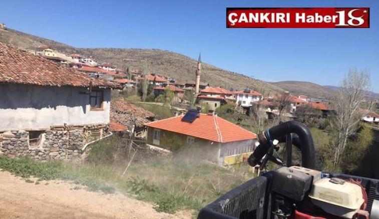 Korgun Belediye Başkanı Hasan Hüseyin Kozan, Hıcıp Köyünü Dezenfekte Etti - Korgun Haber18 - luxury yacht cruises attorney at law ,boat yacht  wealth luxury
