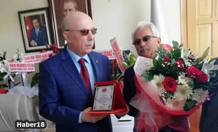 Korgun Belediyesinde Devir Teslim Töreni Yapıldı - Korgun - Çankırı - haber18