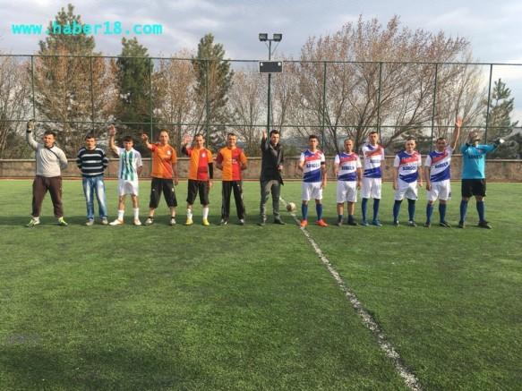 Korgun Futbolla Şenleniyor - Korgun - Çankırı - haber18