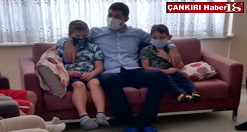 Korgun Kaymakamı Mehmet Kılıç Çocuk Evleri Sitesini Ziyaret Etti - Çankırı Korgun Haber18 - attorney at law ,boat yacht  wealth luxury