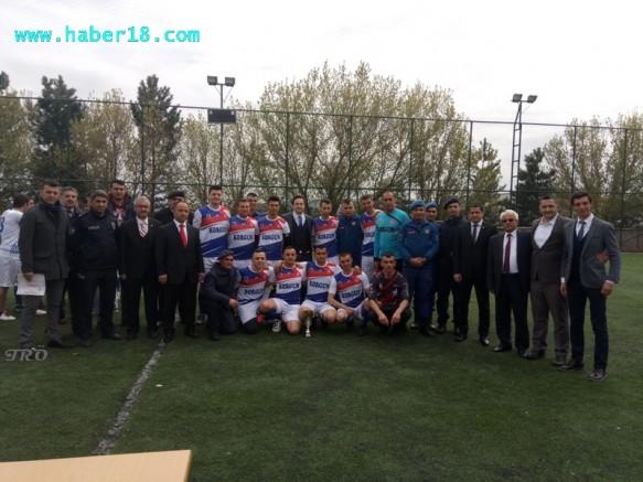 Çankırı - Korgun Kaymakamlık Kupası Sahiplerini Buldu. - Korgun Haberleri haber18 haberleri