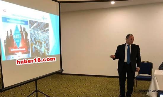 Çankırı - Korgun Organize Sanayi Bölgesi İstişare Toplantısı Yapıldı - Korgun Haberleri haber18 haberleri