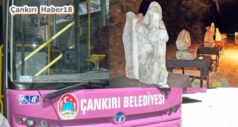 Çankırı - Kurban Bayramın İlk İki Günü Otobüsler Ücretsiz - Belediye Haberleri haber18 haberleri
