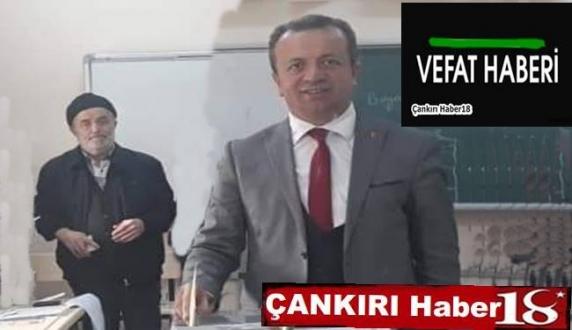 Kurşunlu Belediye Başkanı Şakir Kaymak'ın Babası Ali Kaymak Vefat Etti - Çankırı Kurşunlu Haber18 - attorney at law ,boat yacht  wealth luxury