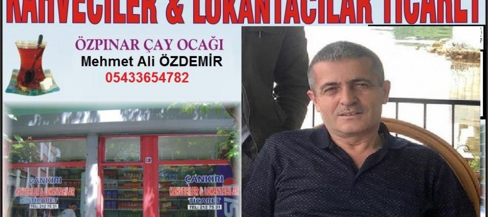 Mehmet Ali Özdemir Vefat Etti - Çankırı Çankırı Vefat Haber18 - attorney at law ,boat yacht  wealth luxury