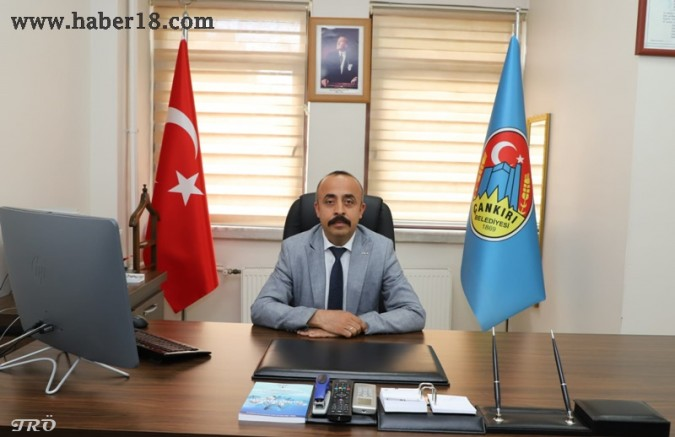 Mehmet Hallaç Başkan Yardımcısı Oldu Çankırı Belediyesi - Çankırı