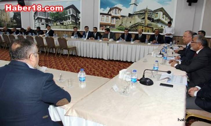 Merkez Köy ve Mahalle Muhtarları Toplantısı Yapıldı Çankırı Valilik - Çankırı