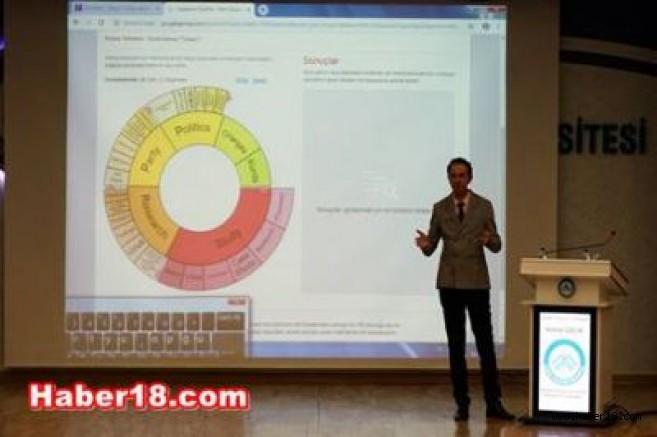 Mesleki Hayat ve Kariyer Planlama Tavsiyeleri Etkinliği Çankırı Üniversite - Çankırı