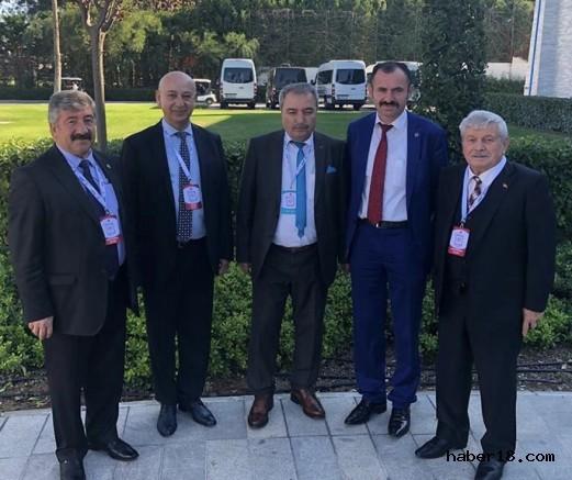çankırı - MHP Eldivan, Kızılırmak ve Şabanözü Adayları Belli Oldu Siyaset