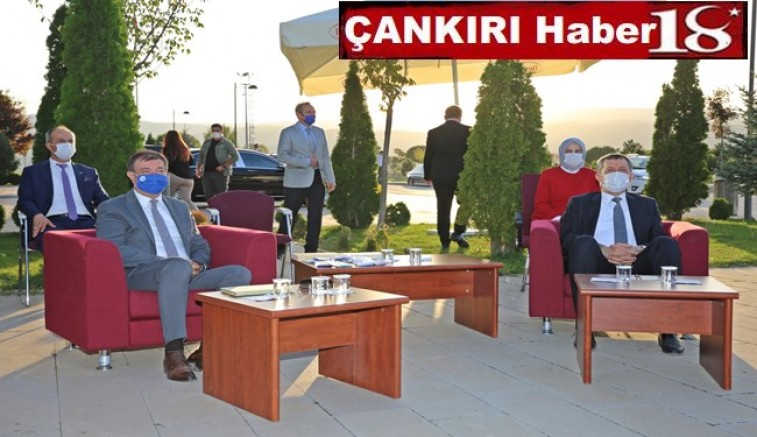 Millî Eğitim Bakanı Ziya Selçuk Karatekin Üniversitesi'nde - Çankırı Üniversite Haber18 - attorney at law ,boat yacht  wealth luxury