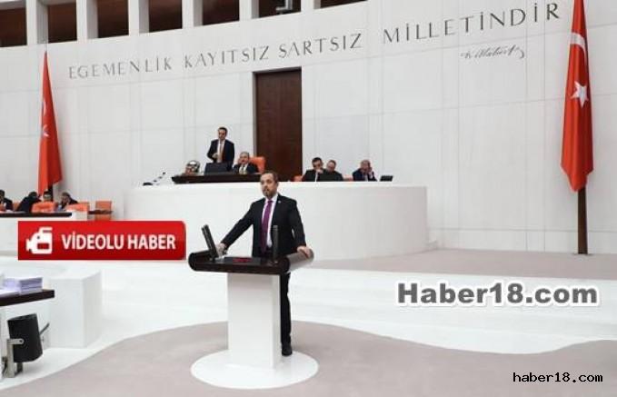 çankırı - Milletvekili Çivitçioğlu, Ambargo Hafızamızda Unutamayacağımız Siyaset