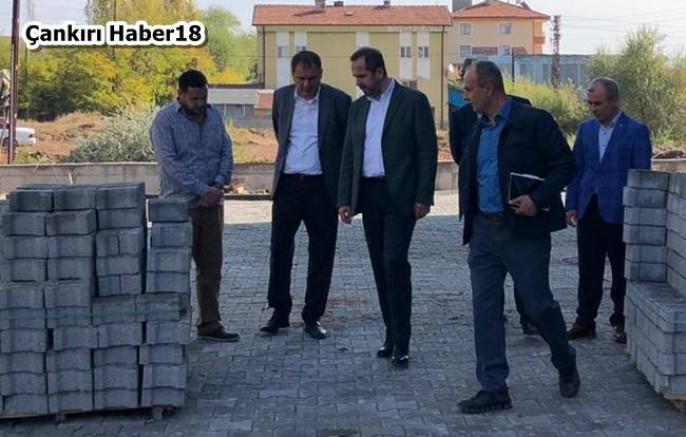 Çankırı - Milletvekili Çivitcioğlu Yapımı Devam Eden Okullarımızda İncelemelerde Bulundu -  - haber18
