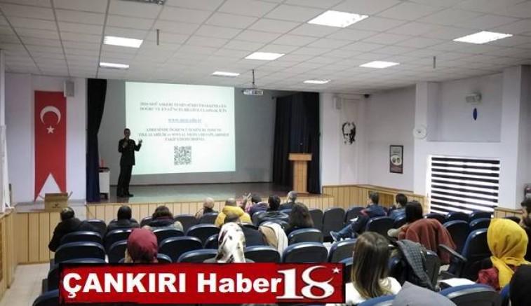 Milli Savunma Üniversitesi Tanıtım Semineri Yapıldı - Eğitim - Çankırı -Eğitim - Haber 18 - attorney at law ,boat yacht  wealth luxury