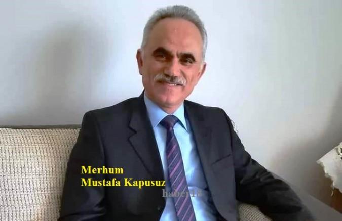 Mustafa Kapusuz Vefat Etti - Çankırı Çankırı Vefat Haber18 - attorney at law ,boat yacht  wealth luxury