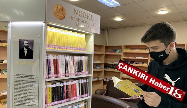 Nobel Edebiyat Ödüllü Yazarların Kitapları Çankırı İl Halk Kütüphanesinde Okuyucularını Bekliyor - Kurumlar Haber18 - luxury yacht cruises attorney at law ,boat yacht  wealth luxury