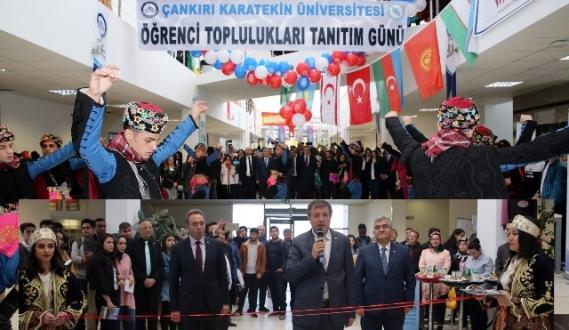 Öğrenci Toplulukları Yeni Döneme Merhaba Dedi - Hasan Ayrancı - Çankırı - haber18