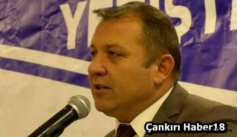 Çankırı - Ömer Çendek Güven Tazeledi - STK haber18 haberleri