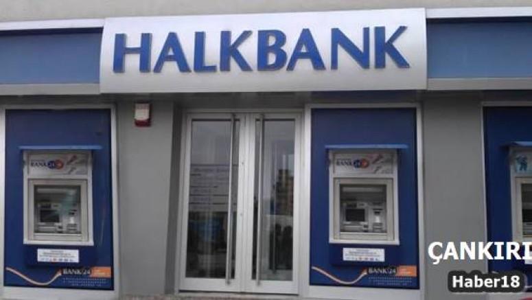 Çankırı - Orta İlçesine  Halkbank Açılıyor - Orta Çankırı haber18