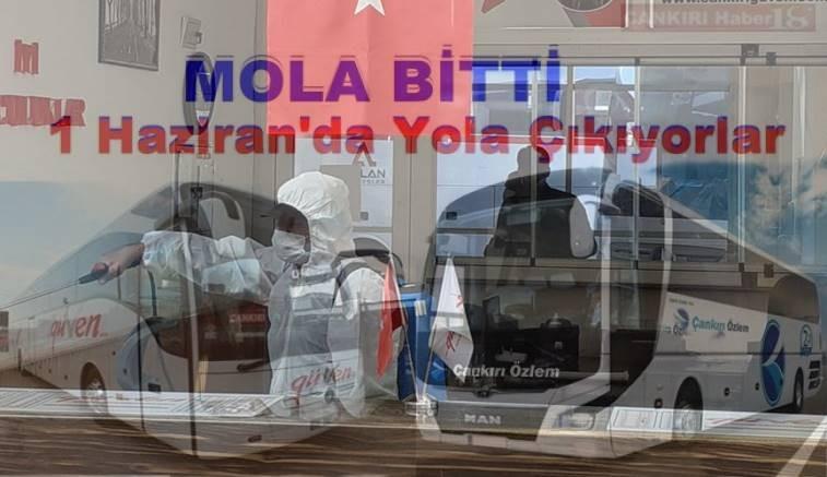 Çankırı'da Turizm Firmaları Seyahat Öncesi Dezenfekte İşlemlerini Tamamladılar - Çankırı Genel Haber Haber18 - attorney at law ,boat yacht  wealth luxury