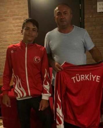 Çankırı - Paralimpik Milli Tenisçi Yunus Emre Arslan Gururumuz Oldu - Çankırı Spor haber18 haberleri