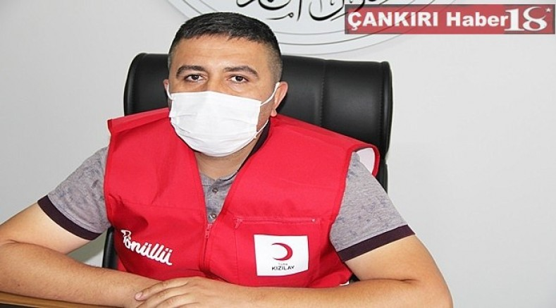 Türk Kızılay'ı Çankırı Şubesi Başkanı Ahmet Ulusoy, plazma bağışı konusunda izlenecek yolu anlatı - Çankırı Genel Haber Haber18 - attorney at law ,boat yacht  wealth luxury