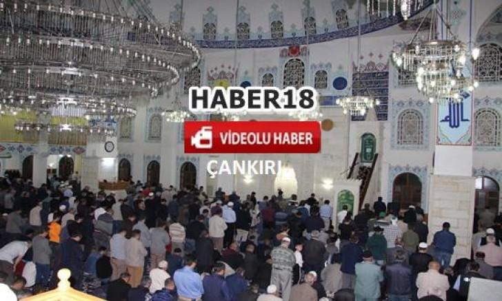 Ramazan ayının ilk teravih namazı kılındı - Genel Haber - haber18.com - Çankırı haberleri