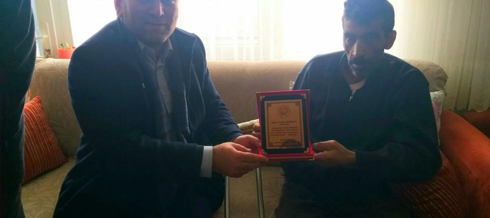 Şabanözü Belediyesince Emekli Olan Personele Plaket Verildi - Şabanözü - Çankırı - Haber 18