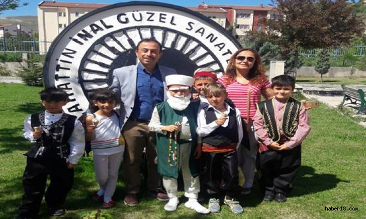 Şabanözü Şehitler İlkokulu Fıkra Yarışması